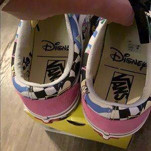 Vans Shoes - Disney Vans Mickey Retro Old Skool 80's Suede